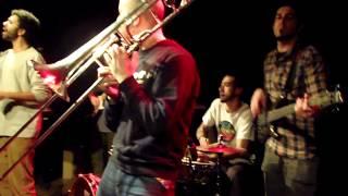 Dub Jam Sessions 28 1 2014: Broda Nelson - Slavery Days