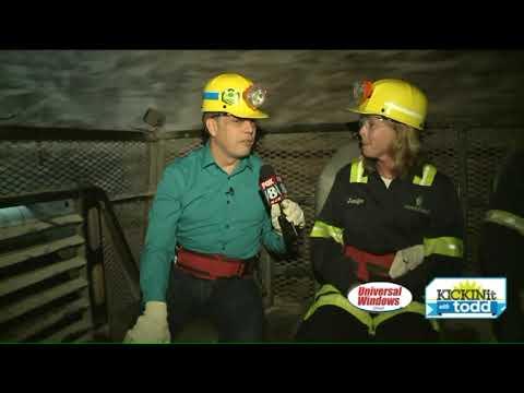 A Rare Look Under Lake Erie In The Morton Salt Mine