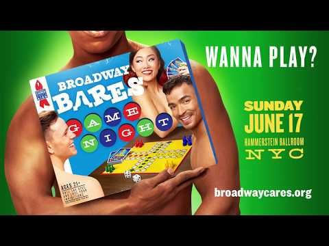 Broadway Bares: Game Night - Behind the Scenes of the photo and video shoot