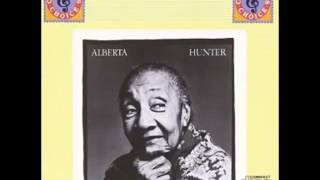 A good man is hard to find - Alberta Hunter