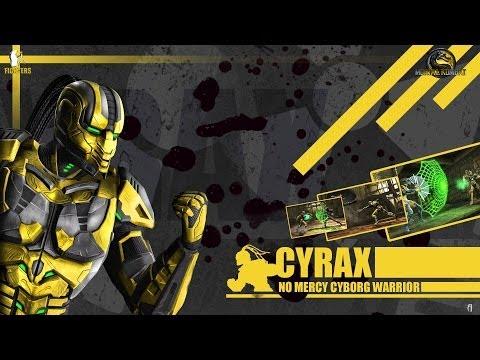MK9. Cyrax. Почему важно...