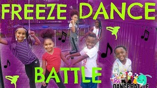Baixar FREEZE DANCE CHALLENGE  vs.PIERRE SISTER, iLANI vs. SUPER SIAH