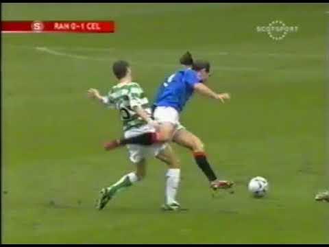 Rangers 0 Celtic 1 12th February 2006