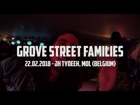GROVE STREET FAMILIES @ JH Tydeeh, Mol