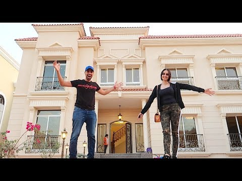 BUYING A NEW HOUSE IN DUBAI !!!