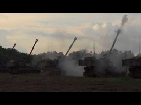 1st   125th Field Artillery 2017