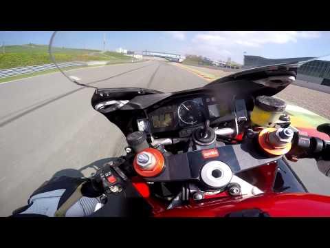 Sachsenring PZ Motorsport 23.4.15 - RSV Mille ME