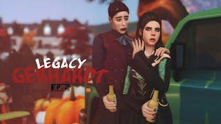 Хэллоуин | Династия Герхардт #2 - The Sims 4