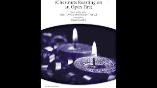 The Christmas Song (SATB Choir) - Arranged by Mark Hayes