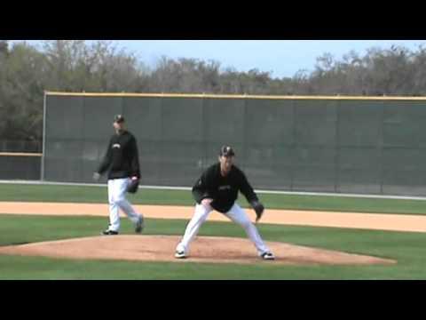 Pirates pitcher drills