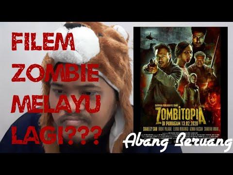 ZOMBITOPIA - Trailer Reaction (Reaksi Dan Ulasan)