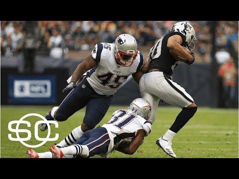 Patriots' defense getting better each week | SportsCenter | ESPN