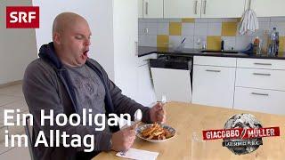 Ein Hooligan im Alltag | Giacobbo / Müller | SRF Comedy