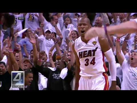 Top 10 Plays In NBA Finals History | SportsCenter | ESPN