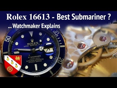 why-rolex-16613-is-the-best-submariner---watchmaker-explains