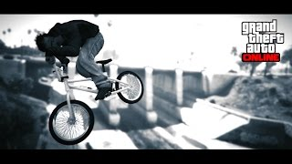 GTA 5 BMX - Street Level Episode 28 (PS4 BMX)