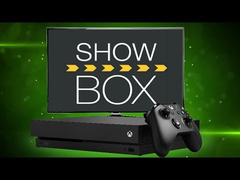 Watch showbox on xbox 360 | how to connect smartphone / tablet to
