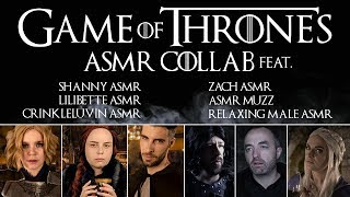 [ASMR] Game Of Thrones Roleplay {Tingly} {Soft Spoken}