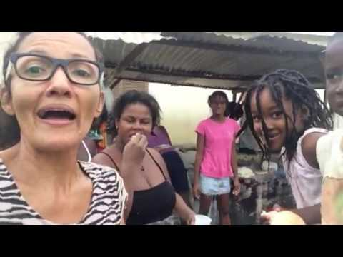 Primeiro encontro do ministério da lavanderia. São Tomé e Príncipe