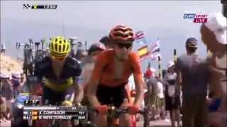 Tour de France 2013 Stage 15 - Mont Ventoux