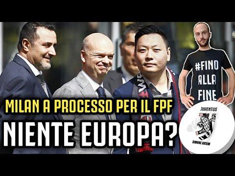 Milan a processo. Fuori dall'Europa League? ||| Avsim Zoom