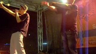 Shkupi Family - Live Sheshi ''SKENDERBEU'' Shkup