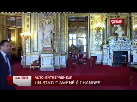 Invités : André Gattolin et Yves Pozzo di Borgo - Le 19H (27/06/2013)