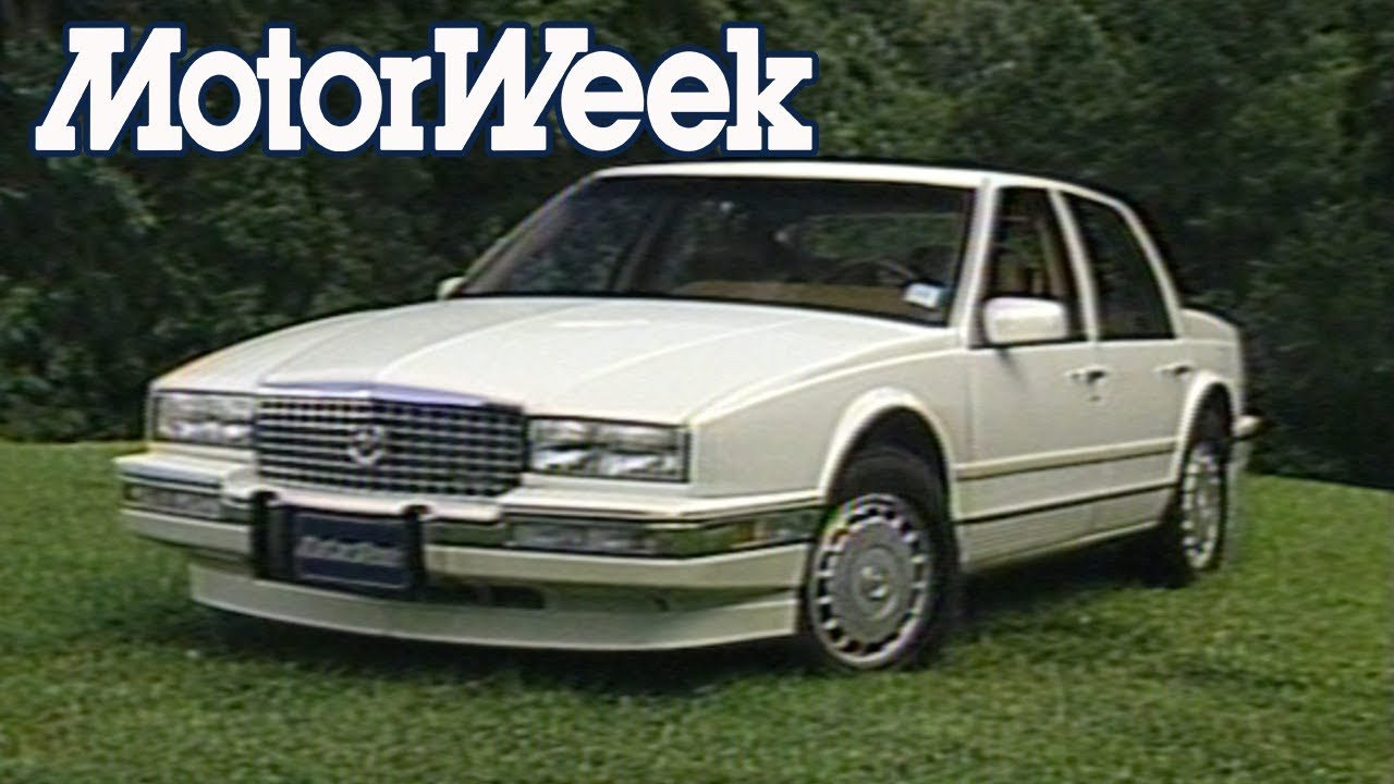 1989 Cadillac STS | Retro Review