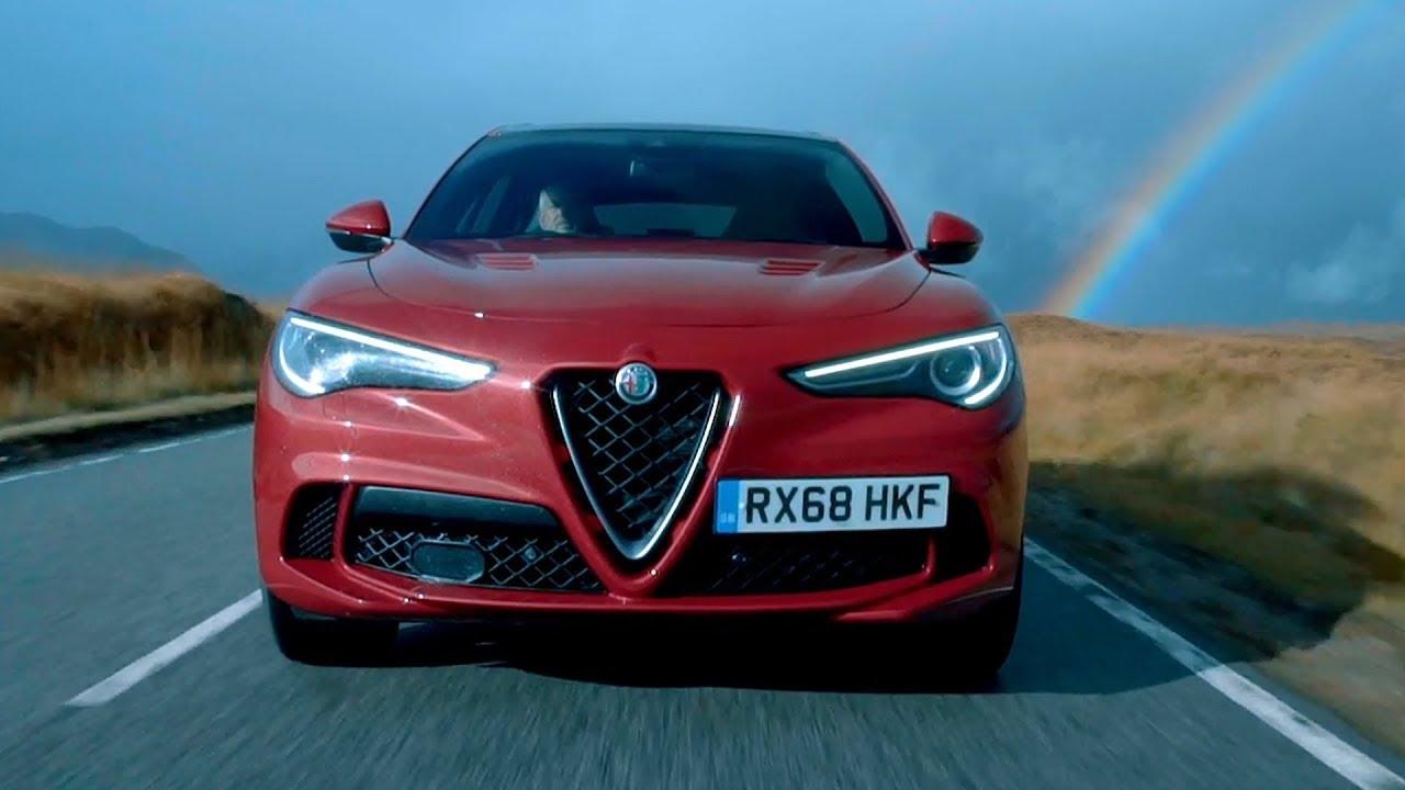 2019 Alfa Romeo Stelvio Quadrifoglio Uk Spec Youtube
