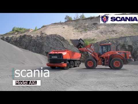 Scania AXL Без