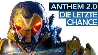 Anthem 2.0 soll das Spiel retten - aber wie?