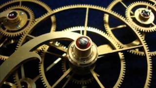 Astronomical Skeleton Clock - Midpoint 2004-2011