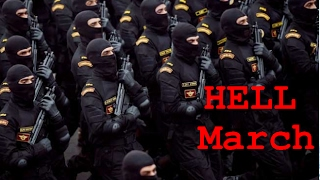 Hell March- Indian Army 2017  Republic Day 2017