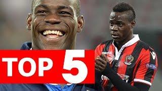 Top 5 câu chuyện thú vị về Mario Balotelli