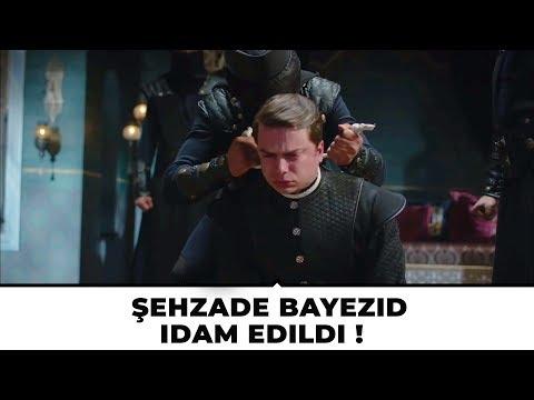 """Muhteşem Yüzyıl Kösem Yeni Sezon 20.Bölüm (50.Bölüm)   """"Şehzade Bayezid İdam Ediliyor!"""""""