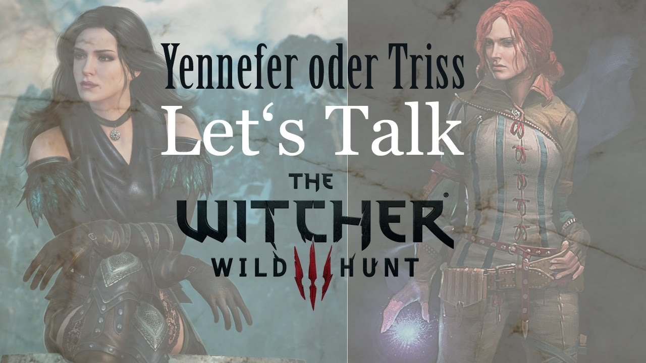 witcher 3 ende triss