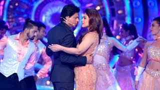 Shahrukh Khan & Kajol - Colors Stardust Awards 2015