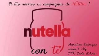 Spot radiofonico Nutella