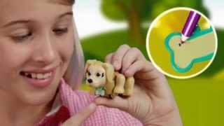 Parque juegos Pet Parade + mascota GIOCHI www.puppentoys.com