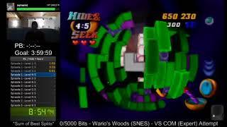N64 - Tetrisphere - Hide + Seek Speedrun (Episodes 1-5) - 3:42:37