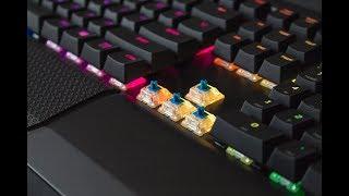 HyperX Alloy Elite RGB @ CES 2018