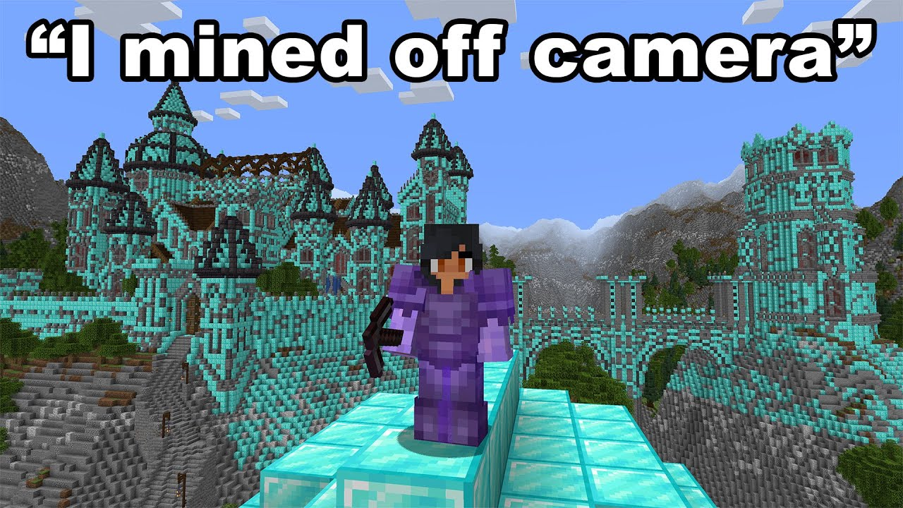 Minecraft Lets Plays Be Like…