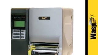 WPL608 BARCODE PRINTER - Industrial Barcode Printer Solution from Wasp Barcode Technologies