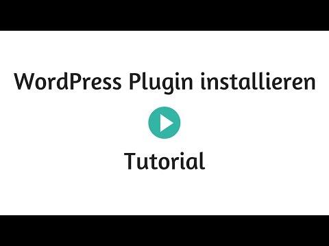 WordPress Plugin installieren – Schritt für Schritt