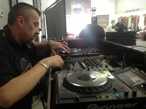 DJ Guido P Live @ Miami WMC 2013 - 21st March - The Lounge Barber Shop & Bar