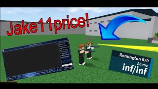 Exodots and Jake11price destroy Prison Life - Roblox Exploiting & Trolling | Synapse X