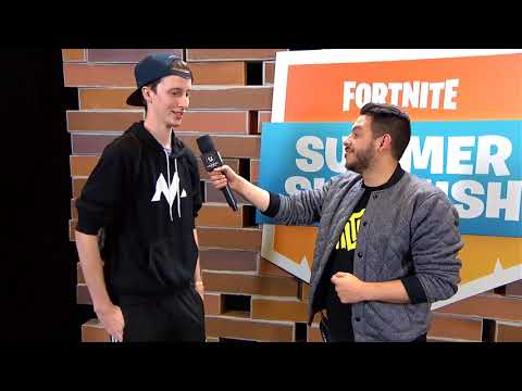 FORTNITE GRAND FINAL   The Winner Revealed And Final Standings!   Summer Skirmish #PAXWEST