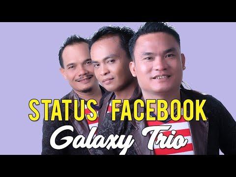 Status facebook Galaxy trio