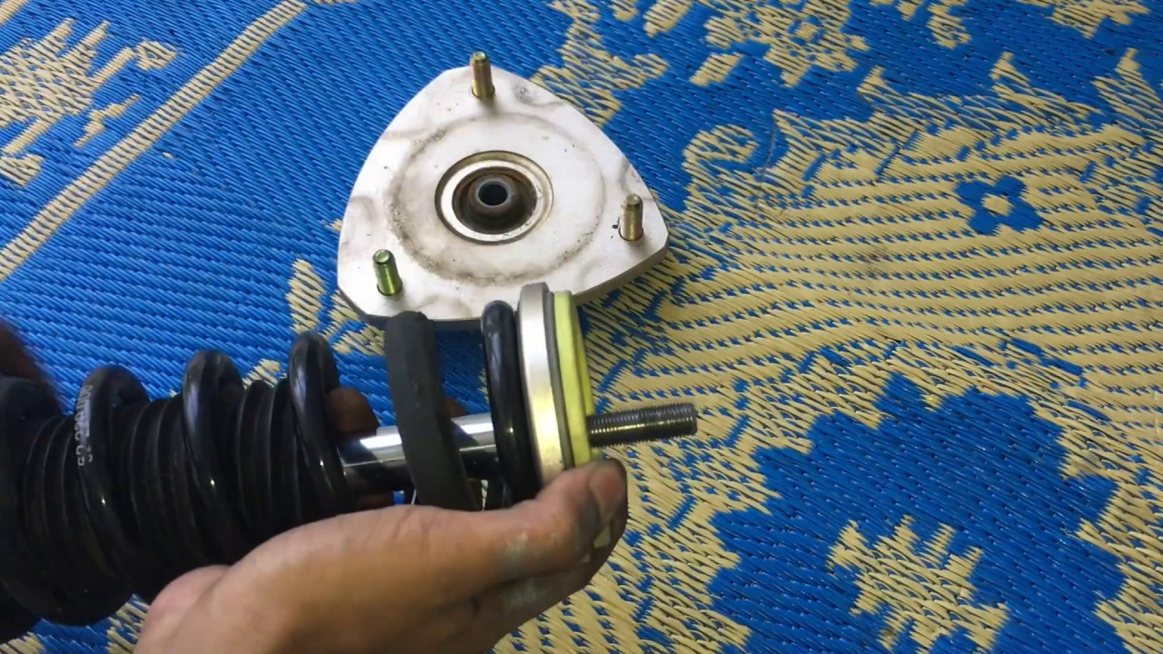 Coilover Shock Replacement DIY (BC Racing)