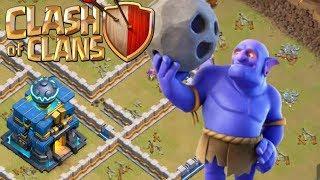 Clash of Clans: Queen walk + bowler ++ | TH12 | 3 Star War Attack.